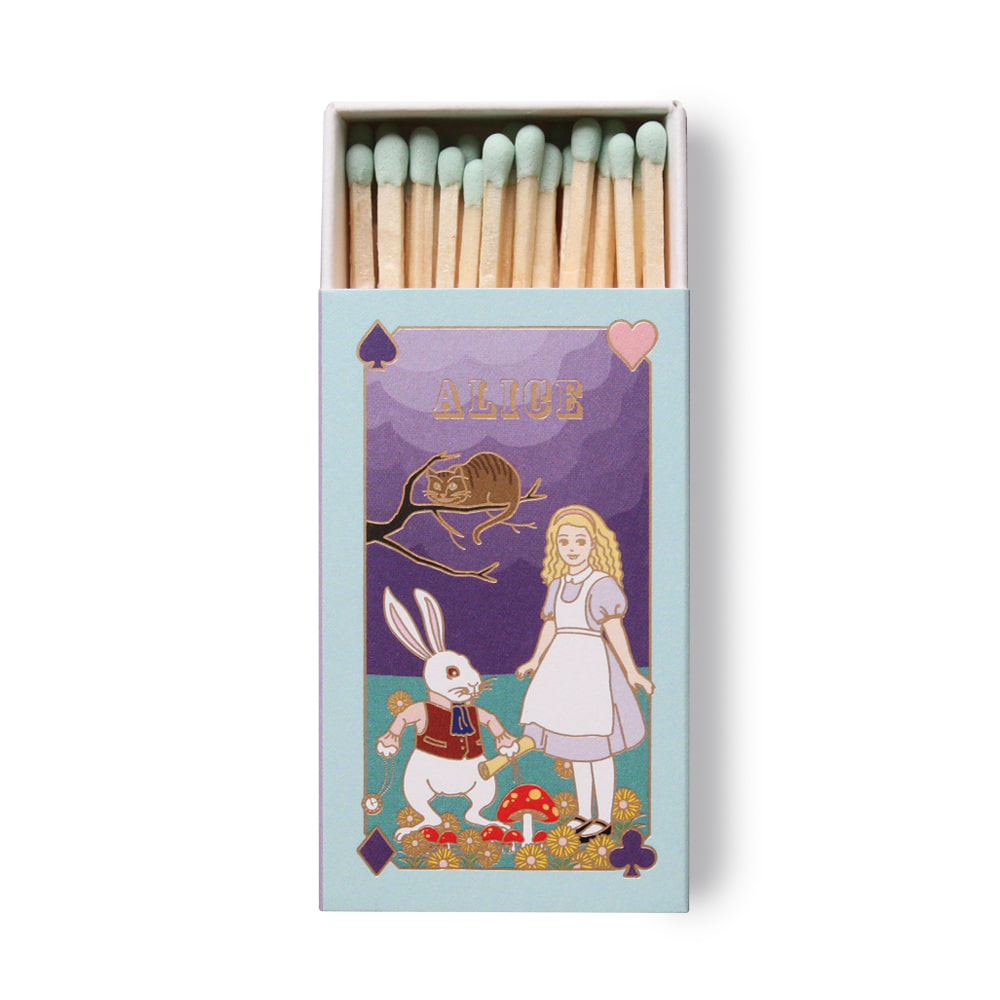 Alice matchbox