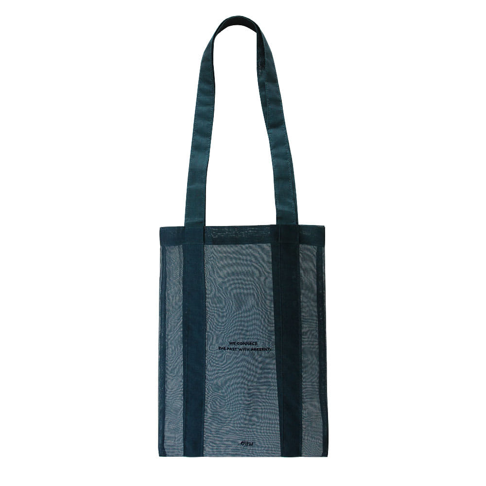 Nobang bag shoulder _ marine blue