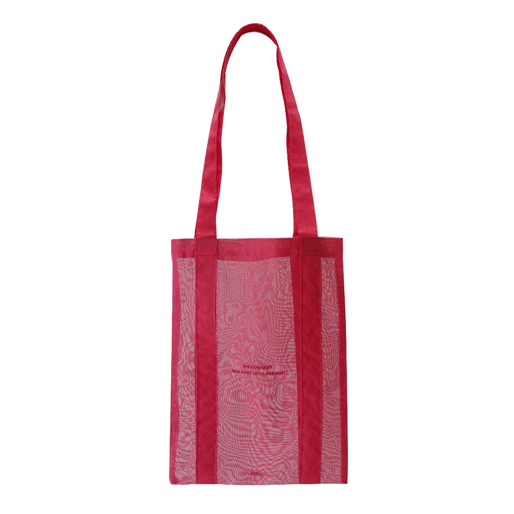 Nobang bag shoulder _ pomegranate