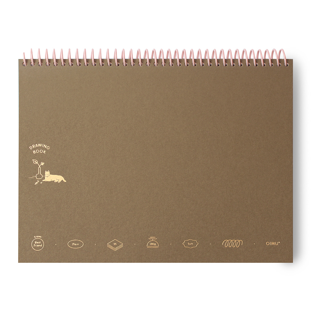 OIMU Drawing book